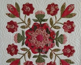 Applique quilt patterns etsy