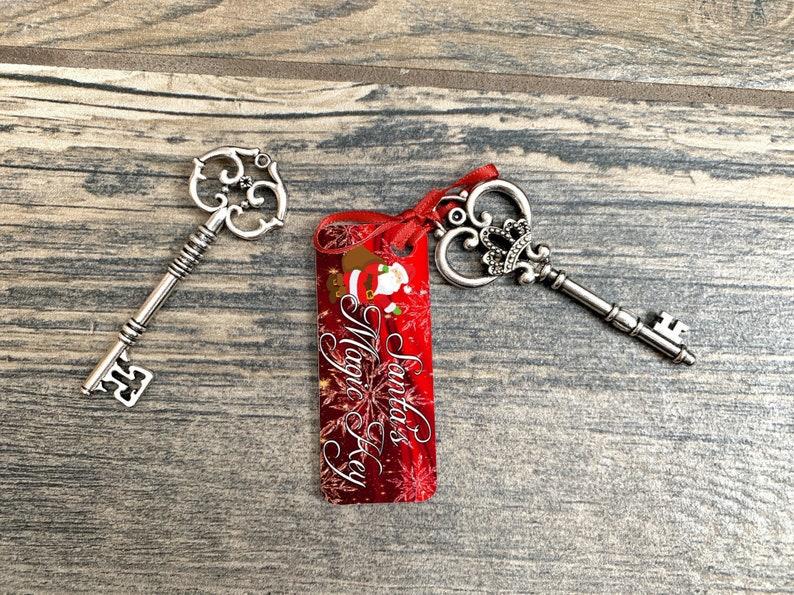 Santa's Magic Key  Santa Key  Santa's Secret Key  image 0