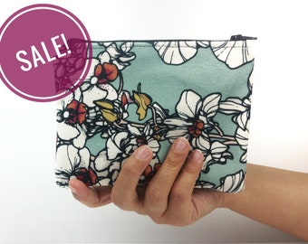 small coin purse, pocket purse, small zipper pouch, credit card wallet, small makeup pouch, small purse