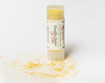 Vanilla Cardamom Lip Balm