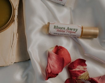 Blues Away Natural Perfume Roll On