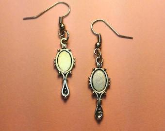Mirror Mirror Earrings