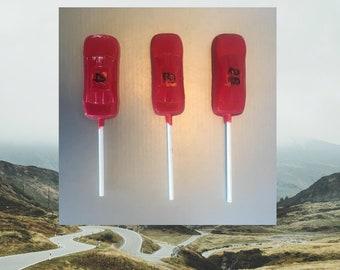 Car lollipop