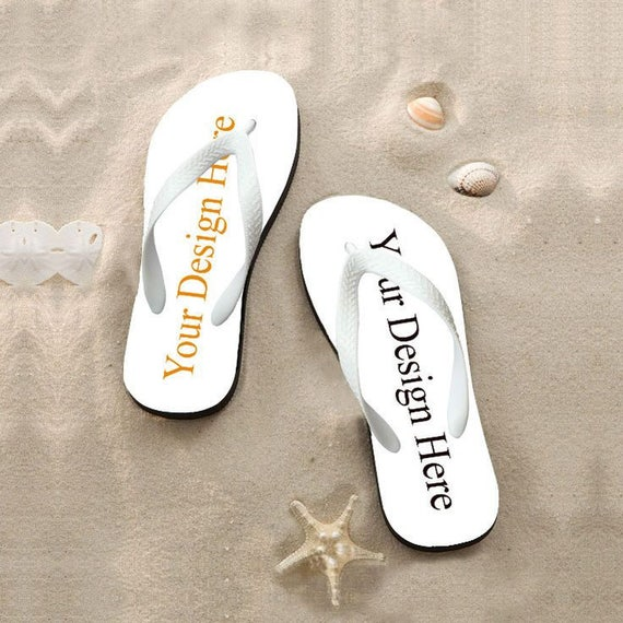 8ccfd57488b40 Personalized Flip Flops
