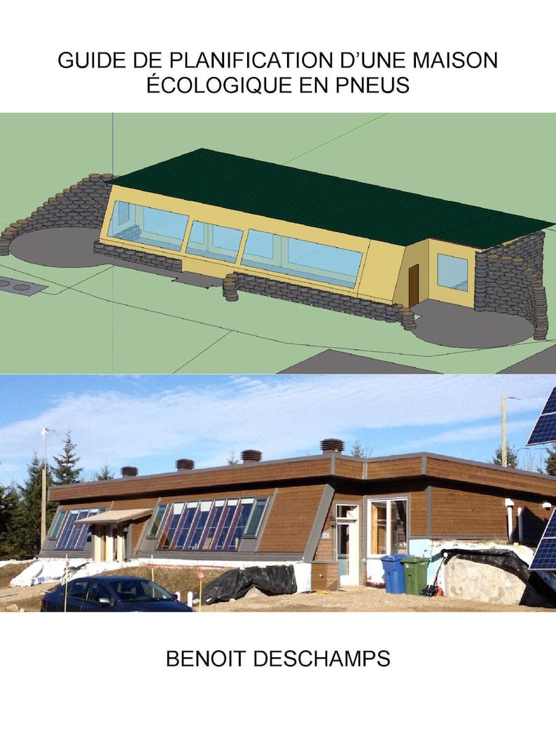 Guide de planification d'une maison de style Earthship image 0