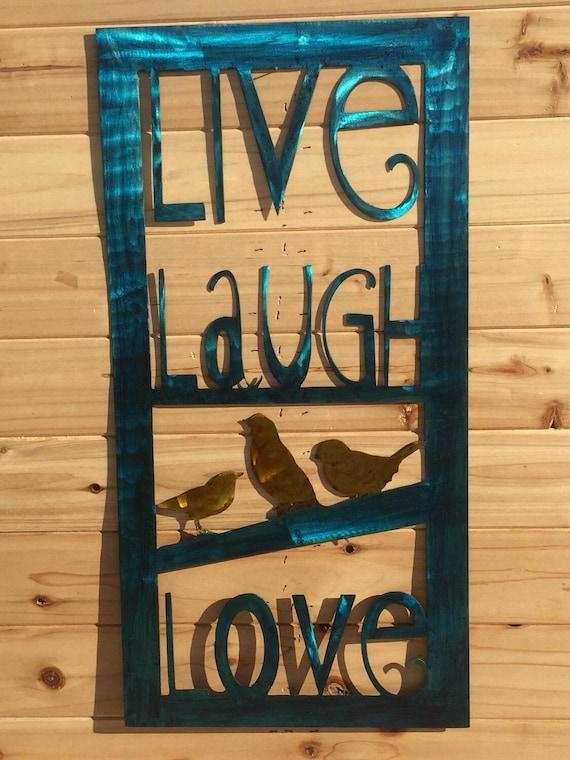 Live Laugh Love Home Decor Etsy
