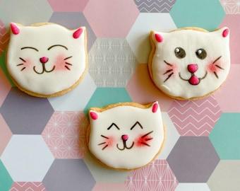Meow cookies
