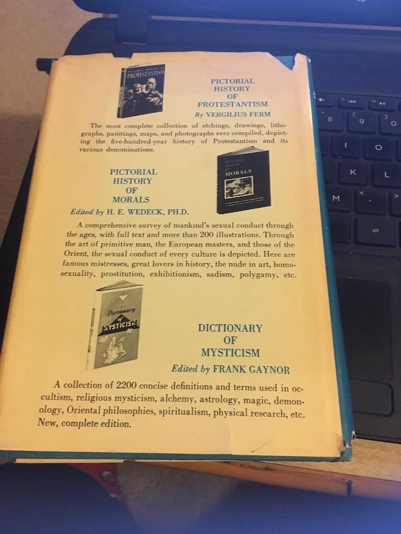 Encyclopedia of Astrology by Nicholas Devore, 1947 HC DJ
