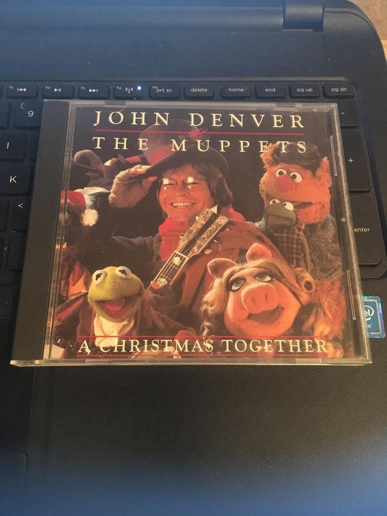 John Denver Coat Muppets Christmas.John Denver The Muppets A Christmas Together