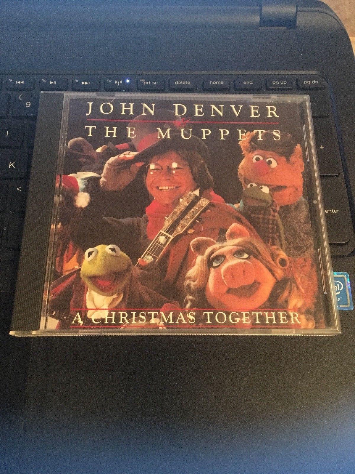 John Denver The Muppets A Christmas Together | Etsy