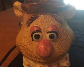 Sigma Tastesetter Cup Mug , Fozzie Bear Muppets , Made In Japan