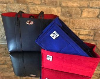 MULBERRY BAYSWATER TOTE Handbag Liner Bag Organiser Insert Made By Handbag  Angels uk 8e9f4fae9ca83