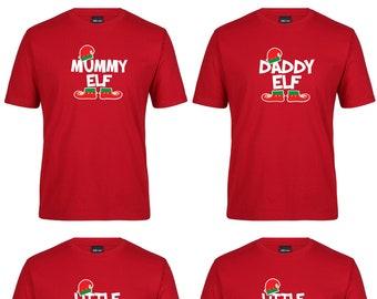 Matching Family Christmas T-shirts/ Merry Christmas Tees/ Christmas gifts