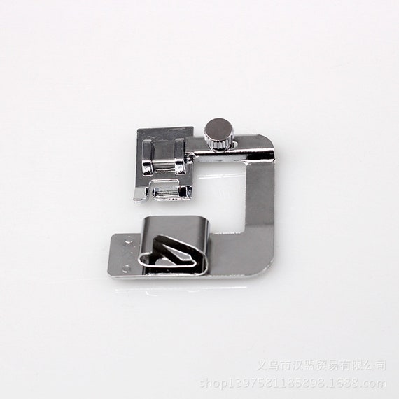 3pcs Domestic Hemming Cloth Strip Presser Foot Rolled Hem Foot Set for Sewing