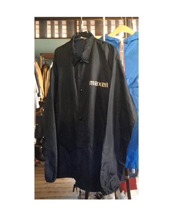 maxell Souvenir Nylon Jacket