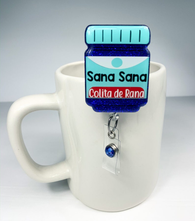 2 Sana Sana Badge Reel  Colita de Rana  Vicks Badge image 1