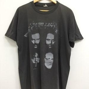 Vintage ANTHRAX band shirt stomp 442 album thrash metal heavy metal genre slayer megadeth metallica exodus pantera iron maiden