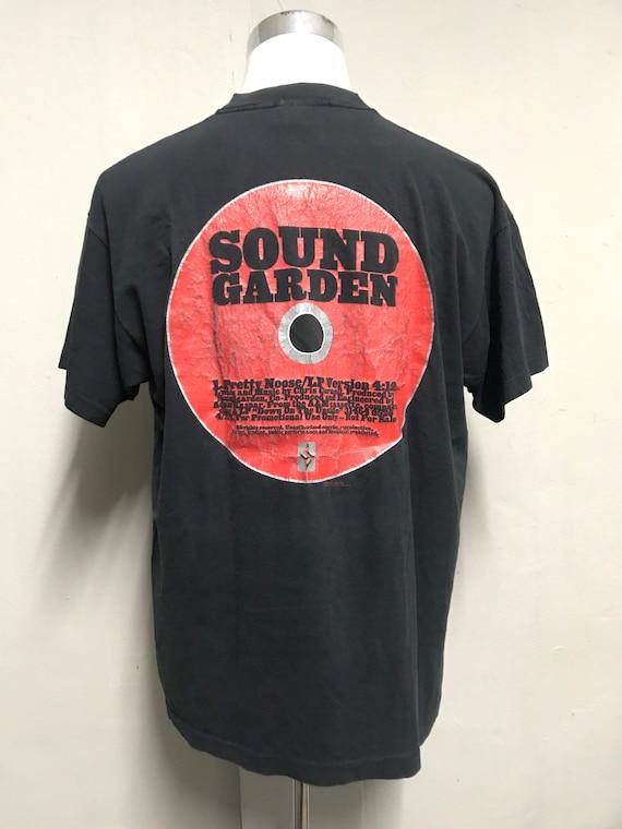 VTG Soundgarden Band Tshirt Sz XL