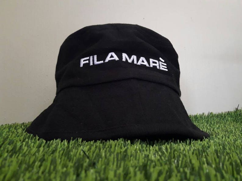 3d7d52c5 Vintage fila mare' bucket hat tommy hilfiger champion polo | Etsy