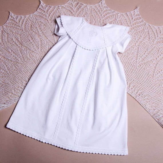 Boy Christening Gown Baptism Gown   Etsy