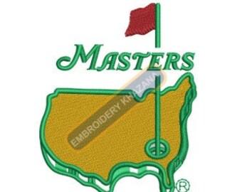 masters golf etsy