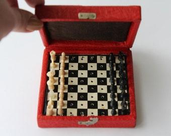 Soviet pocket chess. traveling chess. Soviet road chess . Soviet traveling chess. USSR. Vintage chess. Soviet chess. traveling chess. Kiev