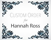 RESERVE LISTING for Hannah Ross Party Wands