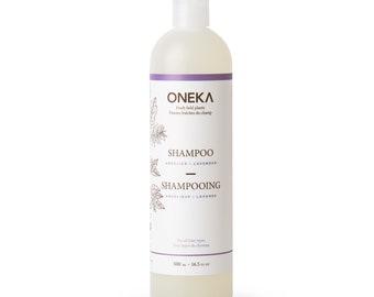 Shampoo - Angelica & lavender