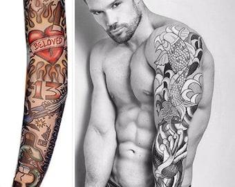 a149da358 Nylon tattoo sleeve | Etsy