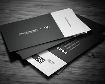 Businesscard design & logo designer custom graphic artwork