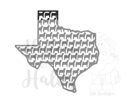 Texas Show Goat FFA 4H