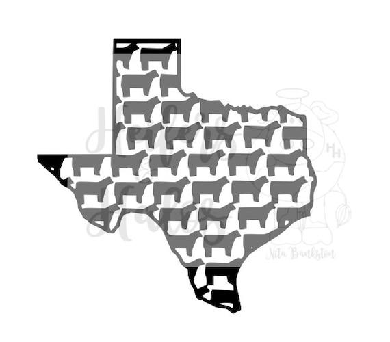 Texas Show Steer FFA 4H