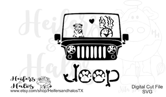 My Aussie rides shotgun svg, png, pdf, eps, dxf cut file for cricut and silhouette.  Use for Australian Shepherd themed t-shirts, decals, et