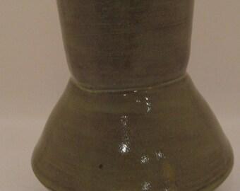 Wheel Thrown Pottery Vase