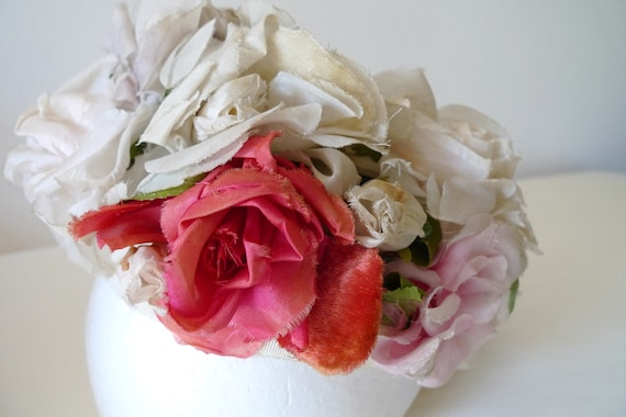 Christian Dior 'Miss Dior' floral pillbox hat - image 2