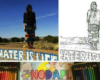 Special edition NoDapl coloring booklet