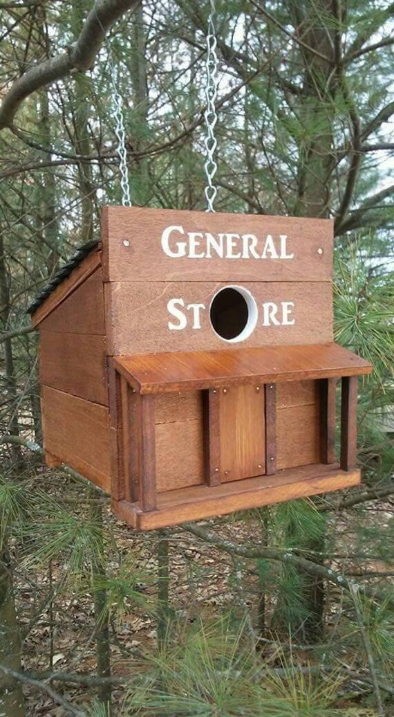 Prime General Store Birdhouse Home Interior And Landscaping Palasignezvosmurscom