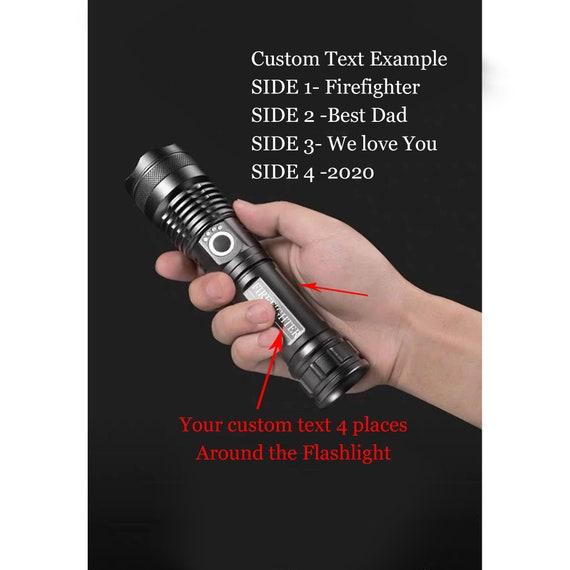 120000 Lumens XHP70 Most Powerful Led Flashlight USB Zoom 26650 USB Torch Light