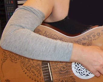 Cuff elastic cotton guitarist 52 cm, many colors available