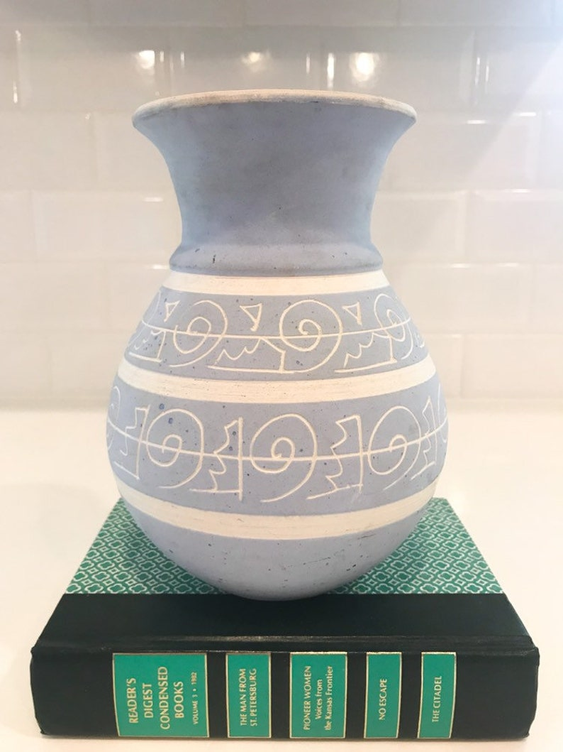 Hand-made Mexican pottery