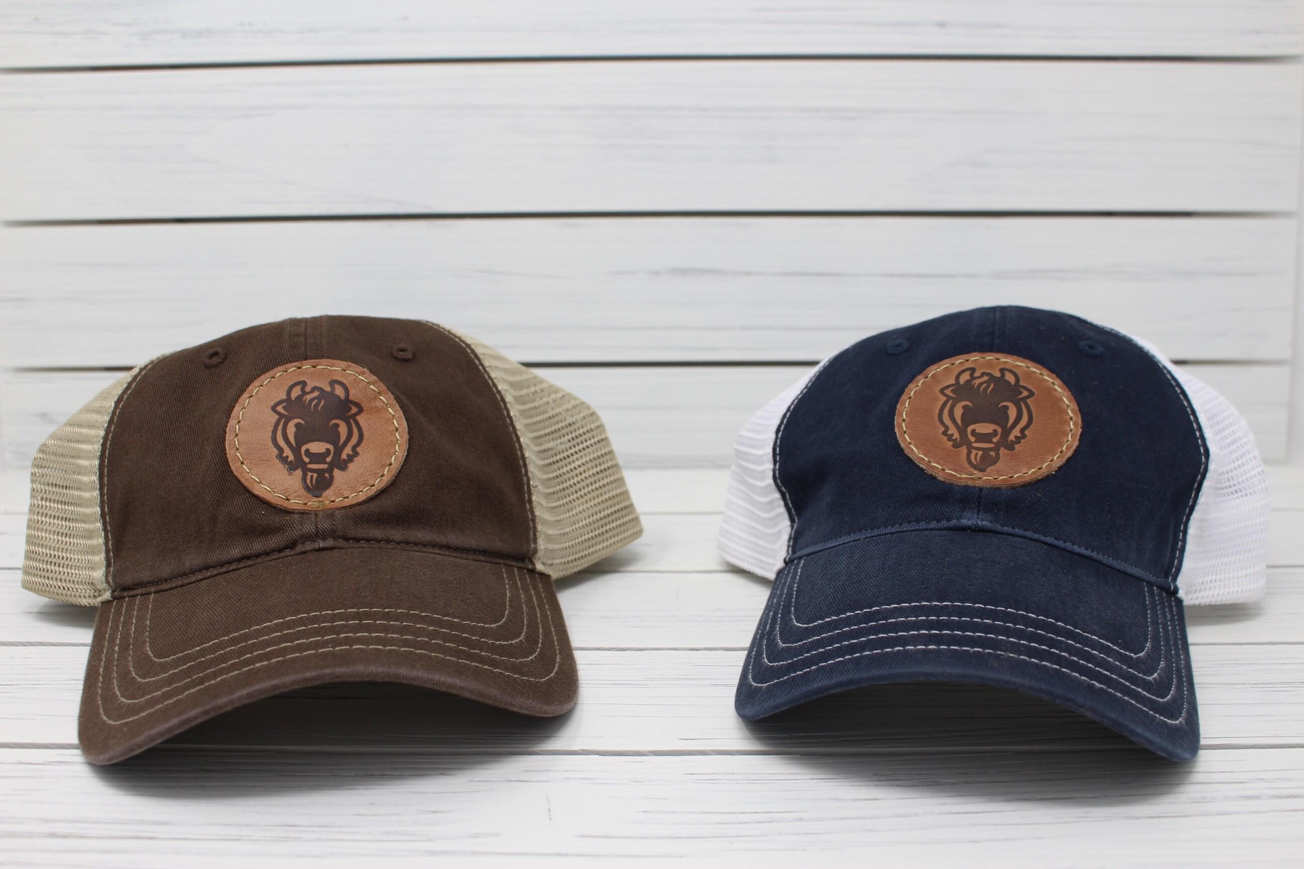 Richardson Trucker Hat Men Distressed Trucker Dad Hat  ff753ffeb2c