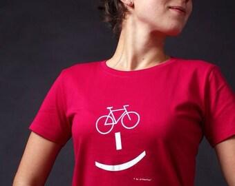 Fahrradfahrer Fahrrad T-Shirt  Helldriver: Shirt für Radfahrer arthurkopf