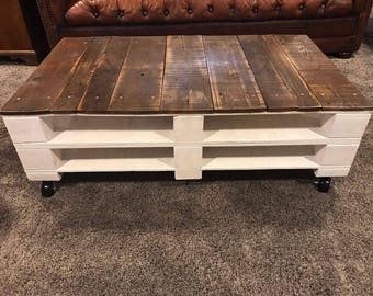Rustic Coffee Table *Local Pickup Only*