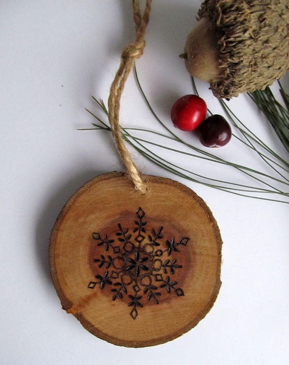 Christmas Clearance 2018 Christmas Ornament Snowflake Reclaimed Wood Holiday Ornament Stocking Stuffer Wooden Holiday Ornament