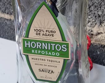 Hornitos Reposado Tequila Industrial Lamp