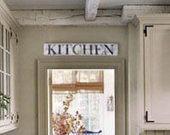Kitchen Signs, Farmhouse Kitchen Sign, Farmhouse Kitchen Decor, Wood  Farmhouse Sign, Rustic Farmhouse Sign, Rustic Farmhouse Decor, Rustic