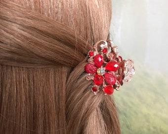 Hair pin, Hair jewelry, Hair clip, Birthday gift