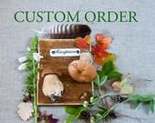 Custom order for Colette