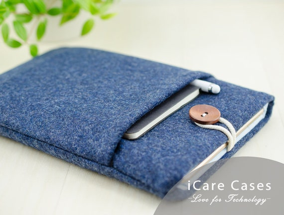 iPad Pro 12.9 Smart Cover iPad 12.9 Cover for iPad Pro iPad Pro Carrying Bag Best Protective Case for iPad Pro 13 iPad Blue Wool Unisex