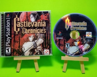 castlevania symphony of the night rom español psx mega